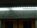 51A 4 metróvonal térképe