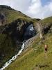 A vízesés 30 méter magas