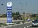 76-os oktánszámú benzin is van