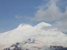 Az Elbrusz kettős csúcsa