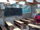 Osztályterem Kumjung faluban