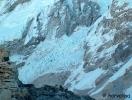 A Khumbu jégesés a Kala Pattharról