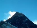 Az Everest mögött kel fel a nap