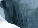 Karvastagságú jégcsapok