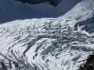 Töredezett gleccser